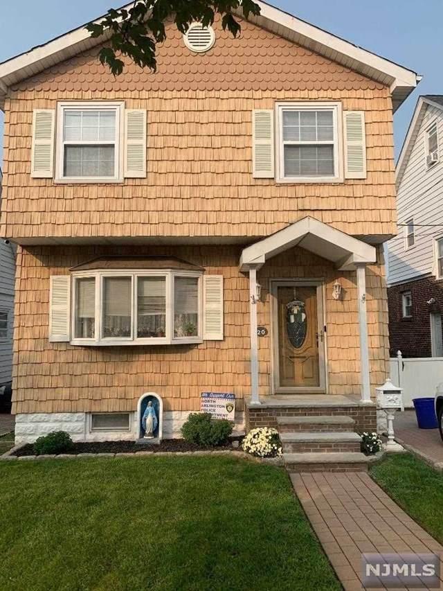 20 Ilford Avenue, North Arlington, NJ 07031 (MLS #20039053) :: Team Francesco/Christie's International Real Estate