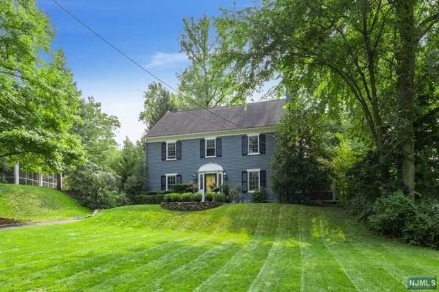 89 Hathaway Lane, Essex Fells, NJ 07021 (MLS #20039245) :: William Raveis Baer & McIntosh
