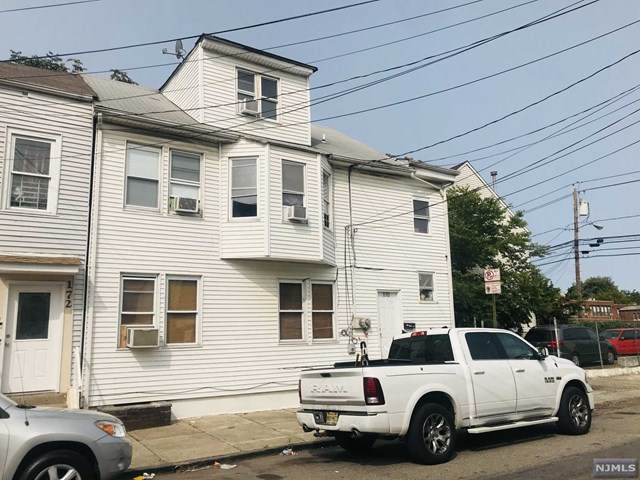 134 20th Avenue, Paterson, NJ 07501 (MLS #20039273) :: The Premier Group NJ @ Re/Max Central