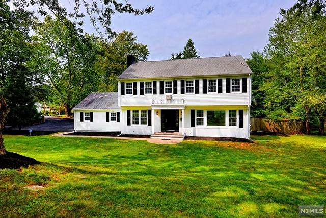 1 Janice Drive, Norwood, NJ 07648 (MLS #20039510) :: The Dekanski Home Selling Team