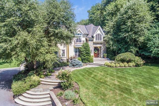 941 Old Mill Road, Franklin Lakes, NJ 07417 (MLS #20039837) :: Team Francesco/Christie's International Real Estate