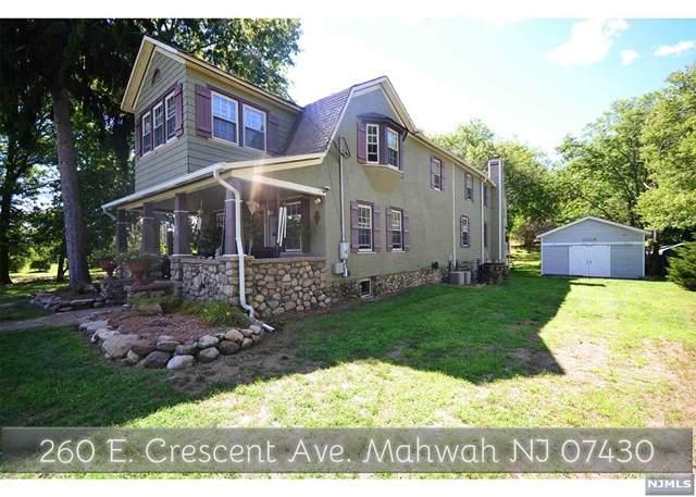 260 E Crescent Avenue, Mahwah, NJ 07430 (MLS #20040075) :: Team Francesco/Christie's International Real Estate