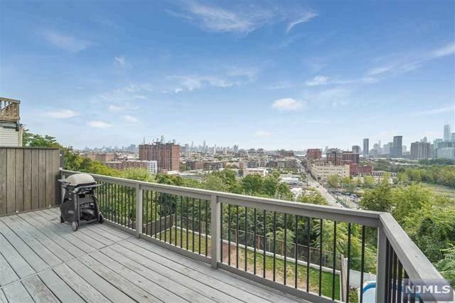 122 Ogden Avenue 2B, Jersey City, NJ 07307 (MLS #20040099) :: The Sikora Group