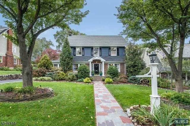 107 Inwood Avenue, Montclair, NJ 07043 (MLS #20040475) :: Team Francesco/Christie's International Real Estate