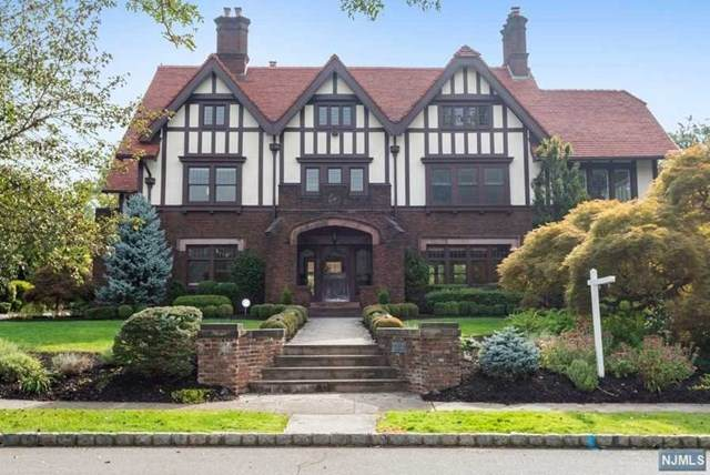 1 Russell Terrace, Montclair, NJ 07042 (MLS #20040687) :: Team Francesco/Christie's International Real Estate
