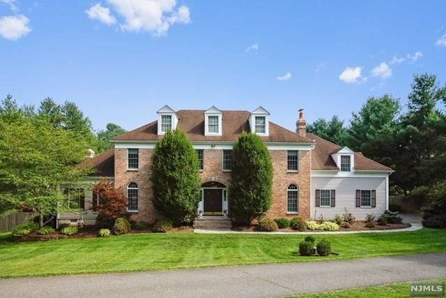 160 Fox Chase Road, Chester Township, NJ 07930 (MLS #20040960) :: Team Braconi | Christie's International Real Estate | Northern New Jersey