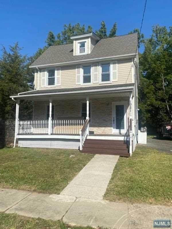 1321-1323 Lake Street, Plainfield, NJ 07060 (MLS #20042250) :: The Sikora Group