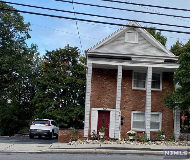 800 Belmont Avenue, North Haledon, NJ 07508 (MLS #20043410) :: The Sikora Group