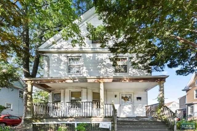 141 Stephens Street, Belleville, NJ 07109 (MLS #20043471) :: Provident Legacy Real Estate Services, LLC