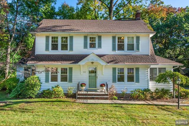 505 Goffle Hill Road, Hawthorne, NJ 07506 (MLS #20043490) :: William Raveis Baer & McIntosh