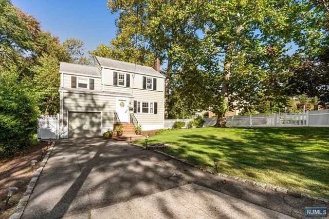 4 Enclosure Street, Nutley, NJ 07110 (MLS #20043945) :: William Raveis Baer & McIntosh