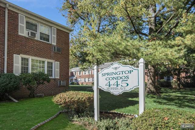 445 Morris Avenue, Springfield, NJ 07081 (MLS #20044289) :: Provident Legacy Real Estate Services, LLC