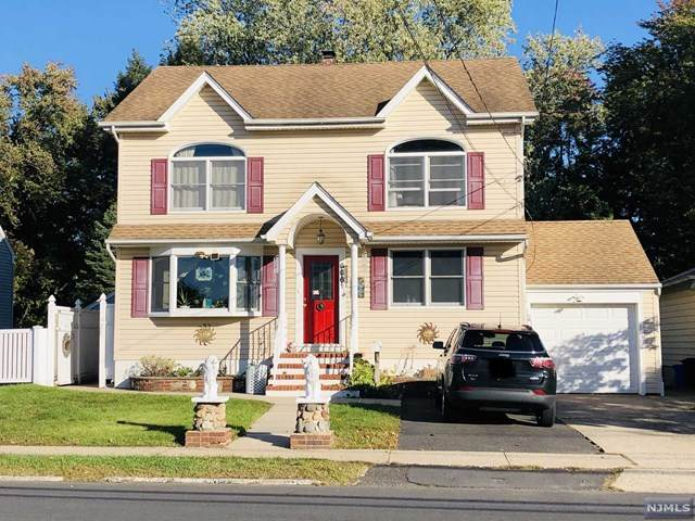 666 Saddle River Road, Saddle Brook, NJ 07663 (MLS #20044612) :: The Dekanski Home Selling Team