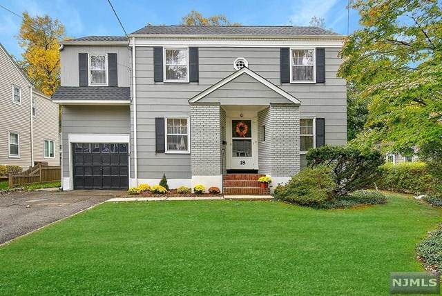 18 Winchester Road, Livingston, NJ 07039 (MLS #20044894) :: Team Braconi | Christie's International Real Estate | Northern New Jersey