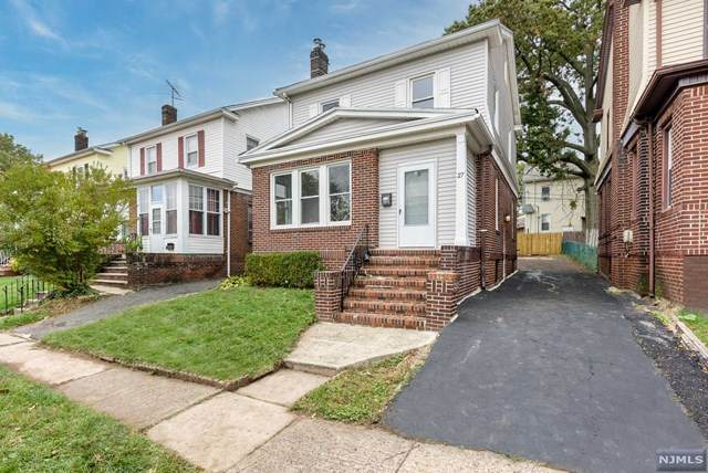 27 Warwick Street, East Orange, NJ 07017 (MLS #20045216) :: William Raveis Baer & McIntosh