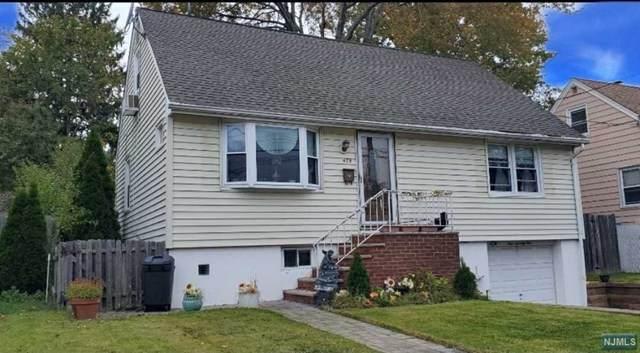 475 Prospect Street, Hasbrouck Heights, NJ 07604 (#20045261) :: NJJoe Group at Keller Williams Park Views Realty