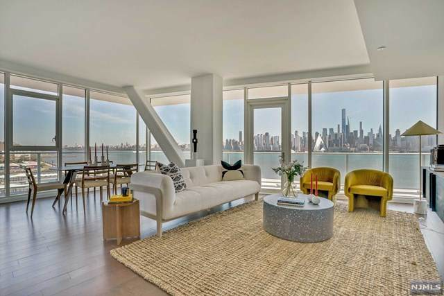 800 Ave At Port Imperial #605, Weehawken, NJ 07086 (MLS #20045377) :: Halo Realty