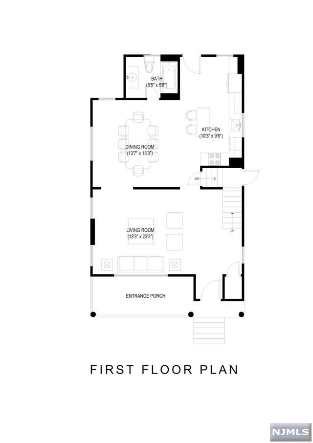 17 Cottage Place, Irvington, NJ 07111 (MLS #20045560) :: The Sikora Group