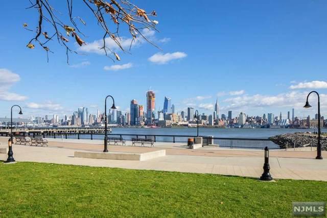 1100 Maxwell Lane #612, Hoboken, NJ 07030 (MLS #20045628) :: William Raveis Baer & McIntosh