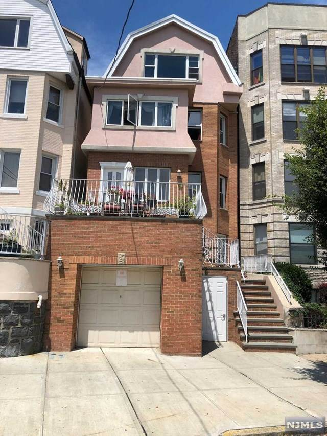 961 Boulevard East, Weehawken, NJ 07086 (MLS #20046780) :: William Raveis Baer & McIntosh