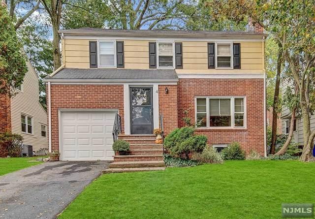 4 Northview Terrace, Maplewood, NJ 07040 (MLS #20046979) :: William Raveis Baer & McIntosh