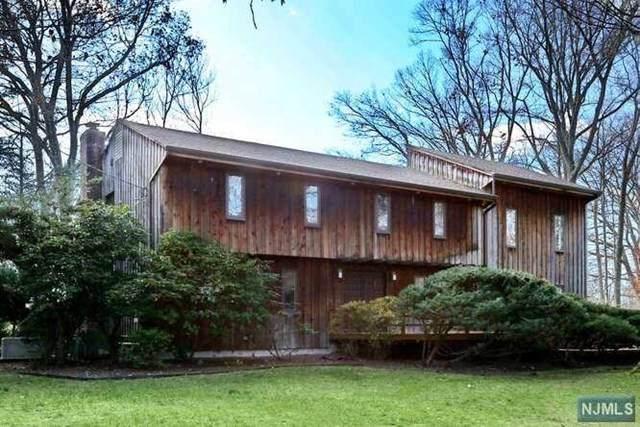 89 Woodmont Drive, Woodcliff Lake, NJ 07677 (MLS #20048840) :: William Raveis Baer & McIntosh