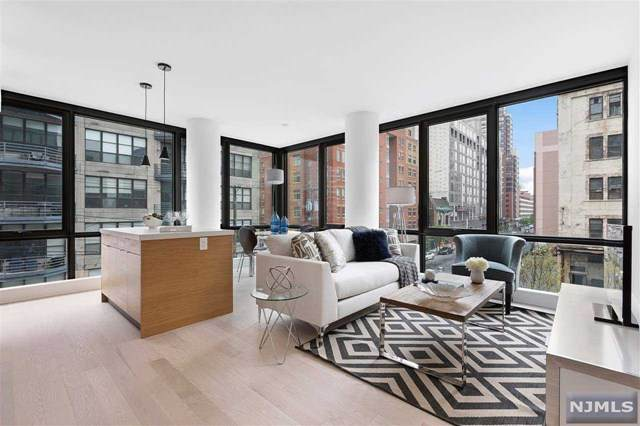 10 Provost Street #308, Jersey City, NJ 07302 (MLS #20049091) :: Team Francesco/Christie's International Real Estate
