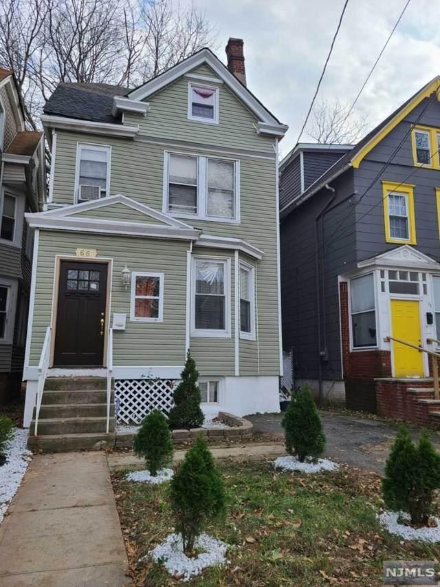 66 Linden Avenue, Irvington, NJ 07111 (MLS #20049231) :: William Raveis Baer & McIntosh