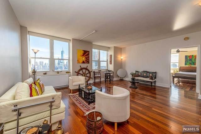 88 Morgan Street #3505, Jersey City, NJ 07302 (MLS #20049466) :: Team Francesco/Christie's International Real Estate