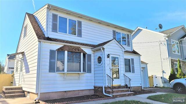 17 Florence Drive, Clifton, NJ 07011 (MLS #20049483) :: The Premier Group NJ @ Re/Max Central