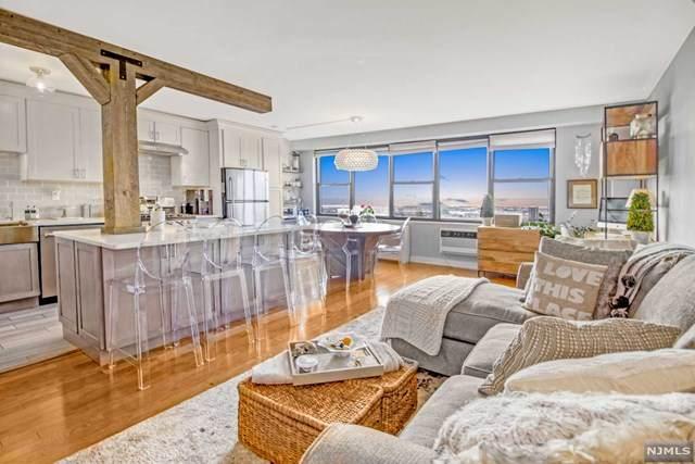 500 Central Avenue #1214, Union City, NJ 07087 (MLS #20049537) :: Team Francesco/Christie's International Real Estate