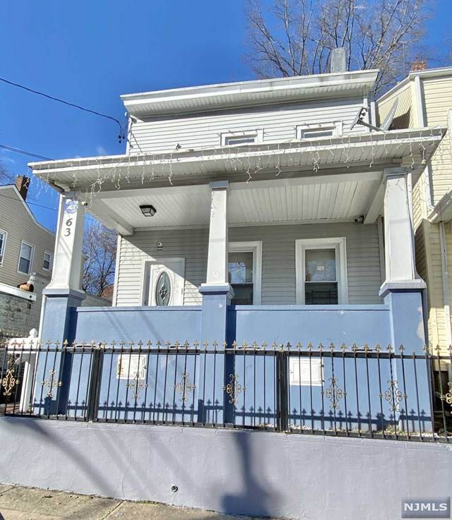 63 Hopper Street, Prospect Park, NJ 07508 (MLS #21000726) :: William Raveis Baer & McIntosh