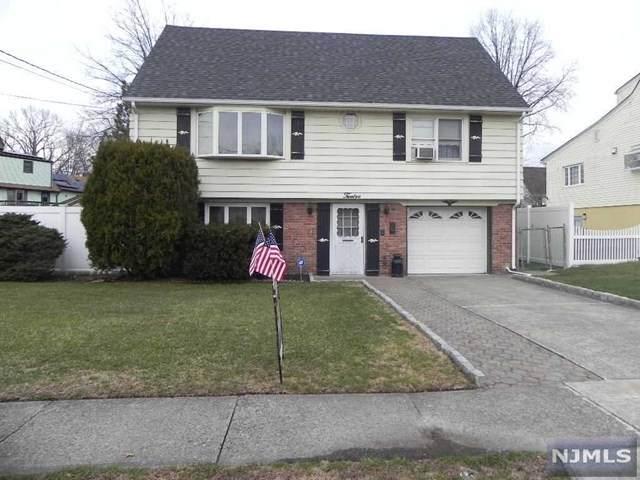 12 Monnett Street, Little Ferry, NJ 07643 (MLS #21001049) :: William Raveis Baer & McIntosh