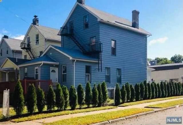 125 N Clinton Street, East Orange, NJ 07017 (MLS #21001279) :: William Raveis Baer & McIntosh