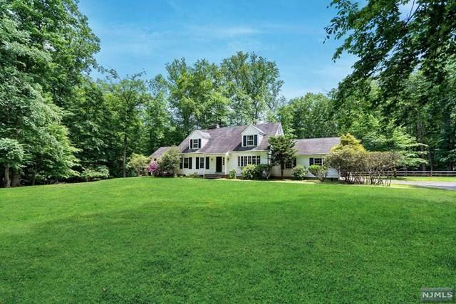 1 Hickory Hill Road, Saddle River, NJ 07458 (MLS #21001576) :: William Raveis Baer & McIntosh