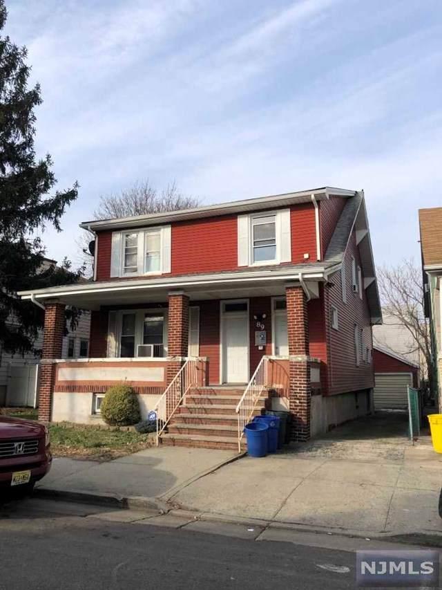 89 Shaler Avenue, Fairview, NJ 07022 (#21001610) :: NJJoe Group at Keller Williams Park Views Realty