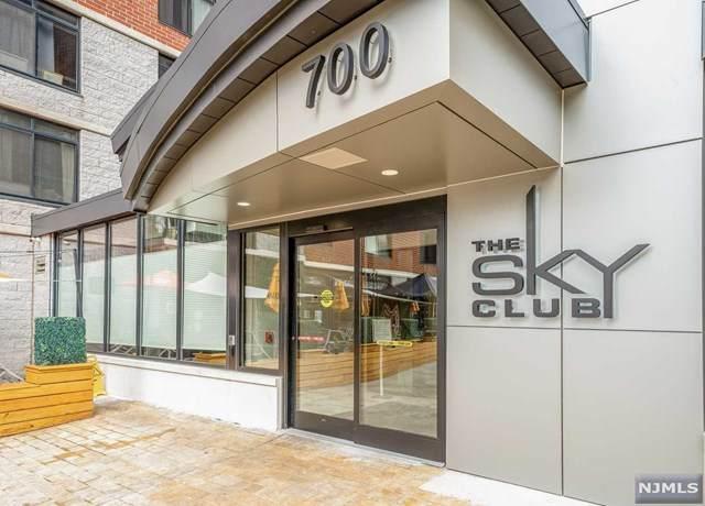 700 1st Street 7F, Hoboken, NJ 07030 (MLS #21001760) :: William Raveis Baer & McIntosh