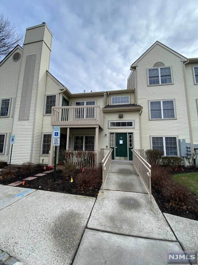 15 Evergreen Drive #50, Clifton, NJ 07014 (MLS #21001775) :: William Raveis Baer & McIntosh