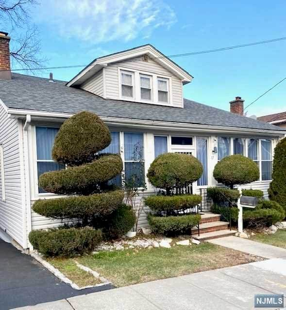 17 N Park Drive, West Orange, NJ 07052 (MLS #21001795) :: William Raveis Baer & McIntosh