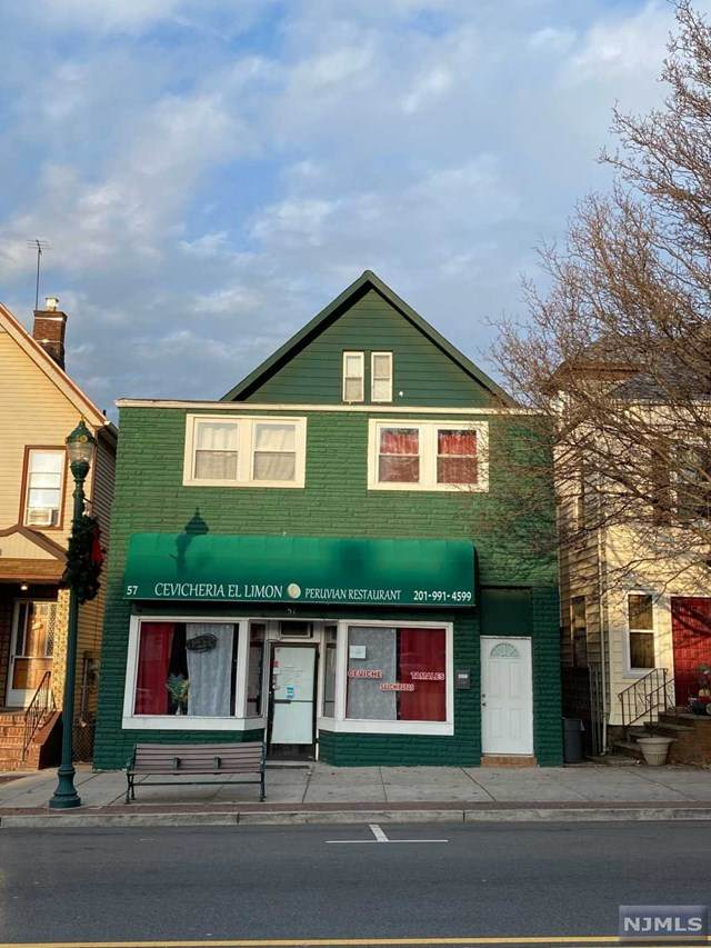 57 Kearny Avenue, Kearny, NJ 07032 (MLS #21001880) :: The Sikora Group