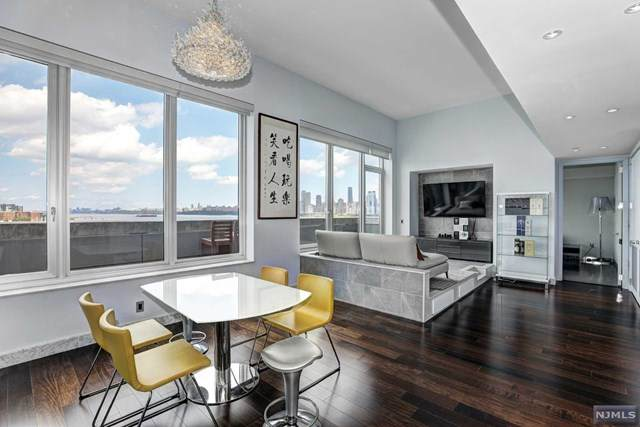1000 Ave At Port Imperial Ph703, Weehawken, NJ 07086 (MLS #21001888) :: The Sikora Group