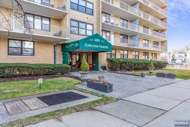 285 Aycrigg Avenue 4C, Passaic, NJ 07055 (MLS #21001896) :: The Sikora Group