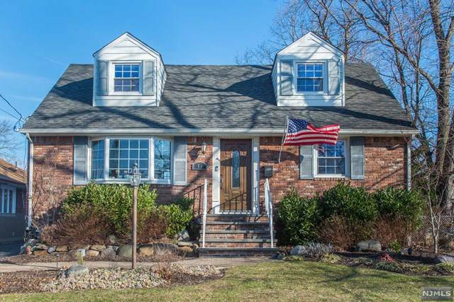 54 Clement Street, Nutley, NJ 07110 (MLS #21002046) :: The Premier Group NJ @ Re/Max Central
