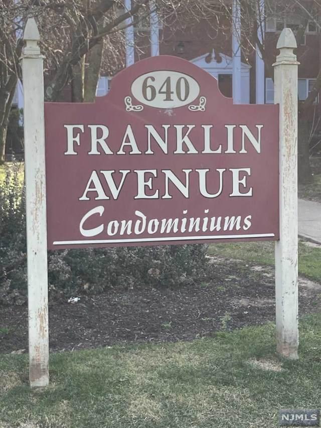 640 Franklin Avenue D-1, Nutley, NJ 07110 (MLS #21002144) :: RE/MAX RoNIN