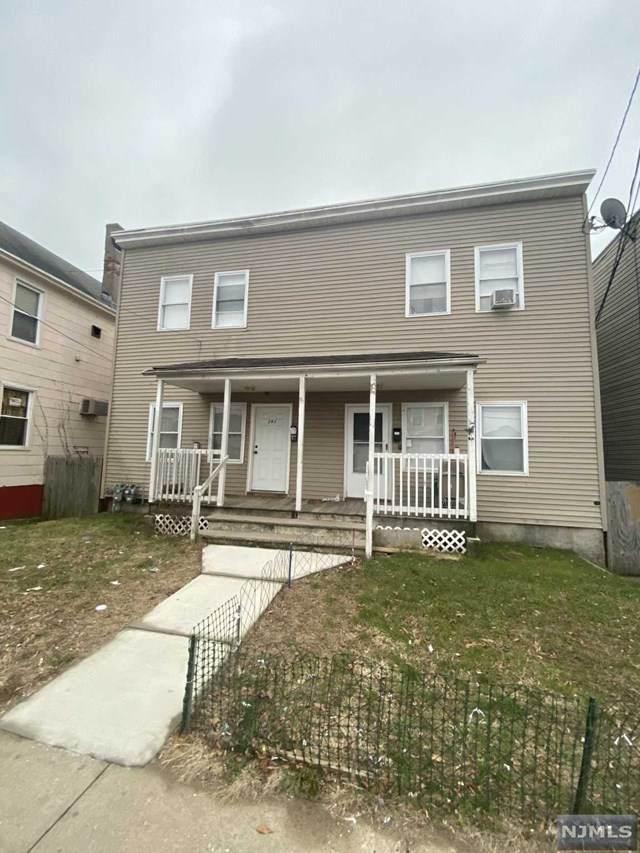 293-295 Edmund Avenue, Paterson, NJ 07502 (MLS #21002273) :: William Raveis Baer & McIntosh