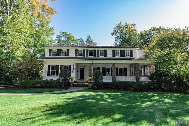 22 Beech Road, Glen Rock, NJ 07452 (MLS #21002305) :: William Raveis Baer & McIntosh