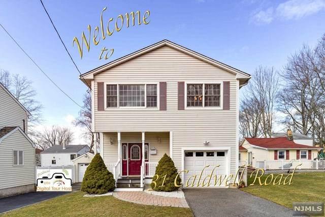 31 Caldwell Road, Par-Troy Hills Twp., NJ 07054 (MLS #21002373) :: Team Francesco/Christie's International Real Estate