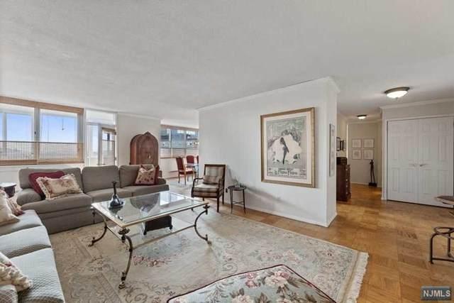 2150 Center Avenue #12B, Fort Lee, NJ 07024 (MLS #21002433) :: William Raveis Baer & McIntosh