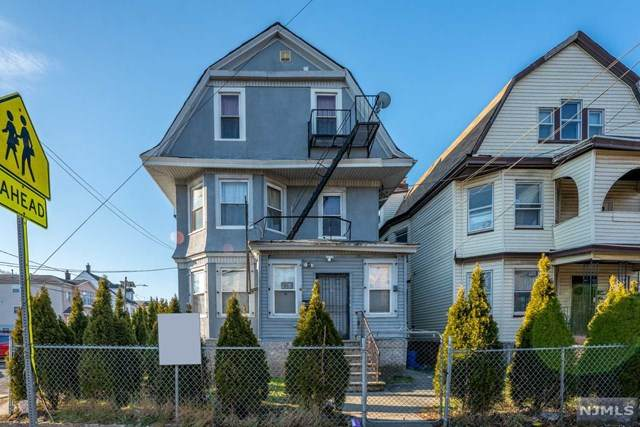 530 Hawthorne Avenue, Newark, NJ 07112 (MLS #21002466) :: The Dekanski Home Selling Team