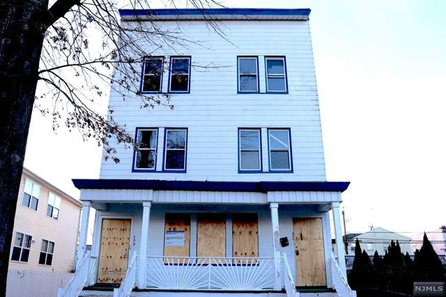 409 Amherst Street, East Orange, NJ 07018 (MLS #21002500) :: William Raveis Baer & McIntosh